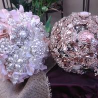 Jewelry Brooch Bouquets