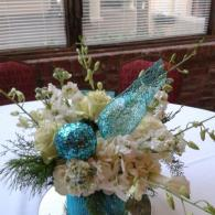 Wintry Centerpiece